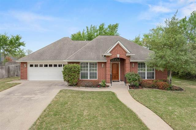 8409 Turtle Rock Loop, College Station, TX 77845 (MLS #34746434) :: The Queen Team