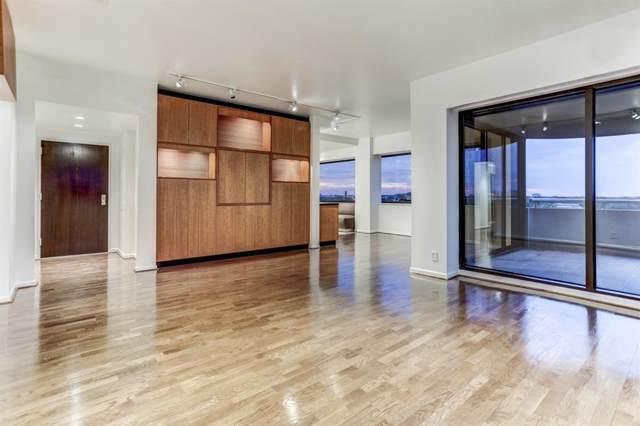 5000 Montrose Boulevard 7H, Houston, TX 77006 (MLS #34750040) :: Ellison Real Estate Team