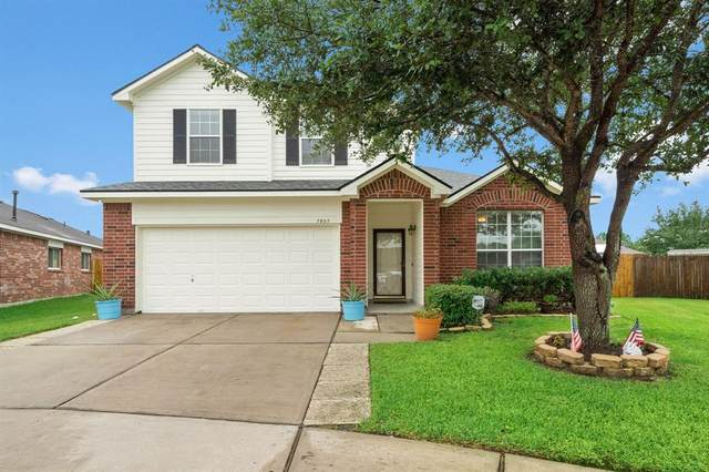 7907 Sorrel Circle, Baytown, TX 77521 (MLS #34753981) :: The Freund Group