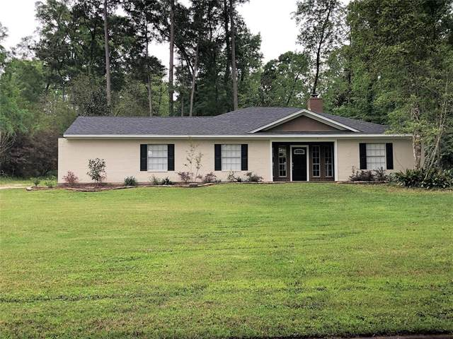 848 E Lake Drive, Livingston, TX 77351 (MLS #34754010) :: The SOLD by George Team