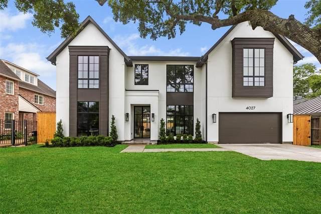 4027 Sul Ross Street, Houston, TX 77027 (MLS #34759392) :: Ellison Real Estate Team
