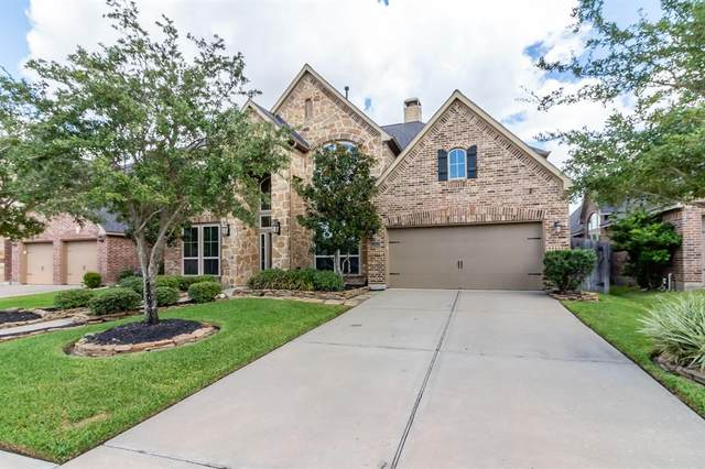 2823 Park Hills Drive, Katy, TX 77494 (MLS #34760508) :: The SOLD by George Team