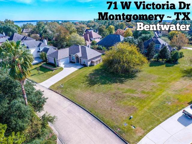 71 W Victoria Drive, Montgomery, TX 77356 (MLS #34770056) :: Texas Home Shop Realty