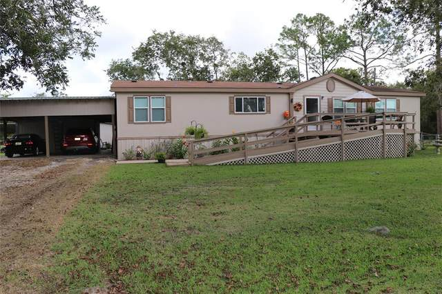 2900 Country Road 471, Brazoria, TX 77422 (MLS #34775067) :: Christy Buck Team