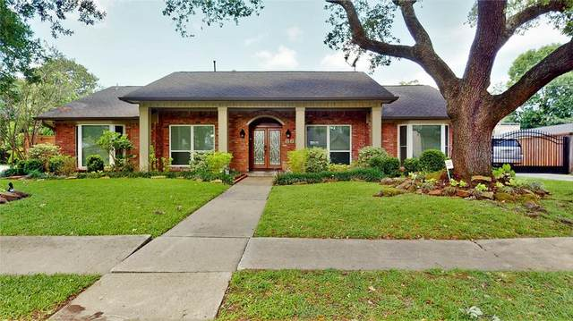 8814 Ferris Drive, Houston, TX 77096 (MLS #34785212) :: The SOLD by George Team