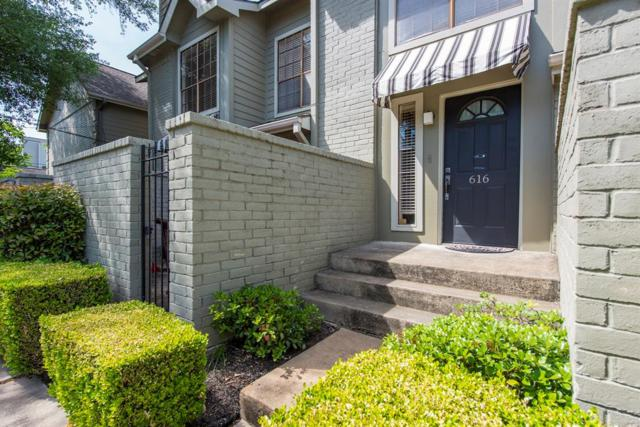 616 Fargo Street, Houston, TX 77006 (MLS #34788481) :: Magnolia Realty