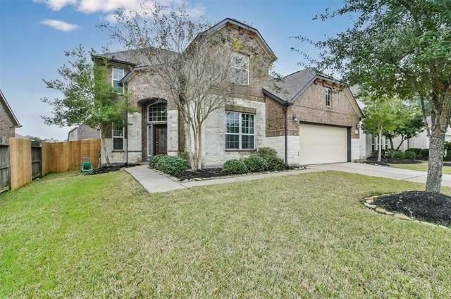 12603 Colonial Glen Court, Pearland, TX 77584 (MLS #34794288) :: Ellison Real Estate Team