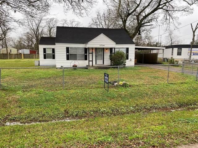 1714 Cromwell Street, Houston, TX 77093 (MLS #34795502) :: The Sansone Group