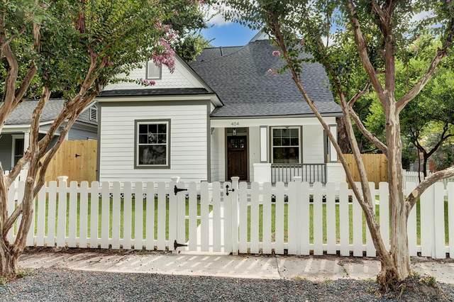 404 Archer Street, Houston, TX 77009 (MLS #34796407) :: Texas Home Shop Realty
