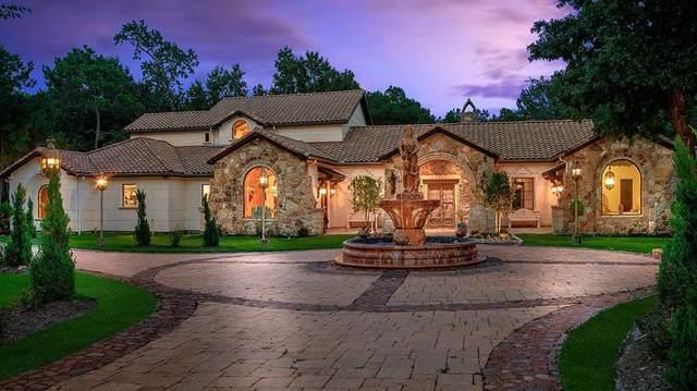 2426 Blue Lake Drive, Magnolia, TX 77354 (MLS #34801579) :: Texas Home Shop Realty