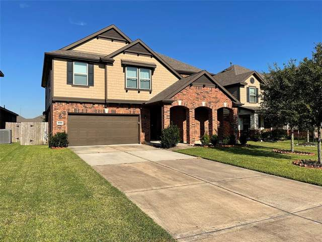 3122 Laurel Bend Lane, Pearland, TX 77584 (MLS #34816605) :: Connect Realty