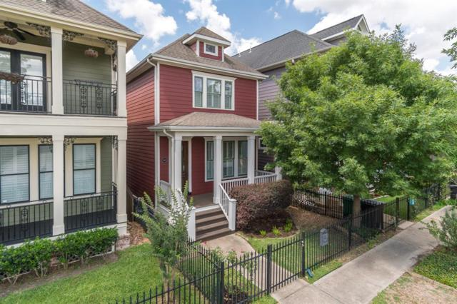813 W 22nd Street, Houston, TX 77008 (MLS #34819238) :: NewHomePrograms.com LLC