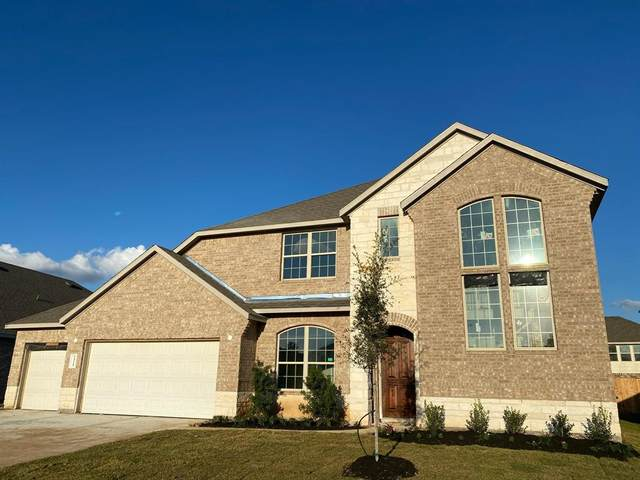 14118 Tower Peak Court, Conroe, TX 77384 (MLS #34819687) :: The Bly Team
