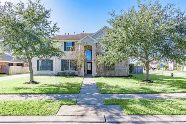 4204 Oriole Trails Drive Drive, Dickinson, TX 77539 (MLS #3482000) :: The Parodi Team at Realty Associates