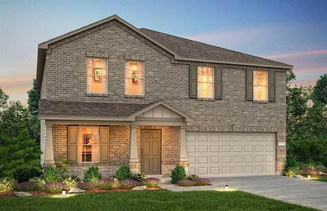 2328 North Amber Ruse Court, Conroe, TX 77304 (MLS #34825946) :: NewHomePrograms.com LLC
