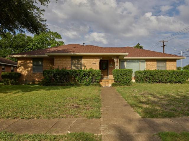 2001 Robin Lane Lane, Garland, TX 75041 (MLS #34826105) :: The Heyl Group at Keller Williams