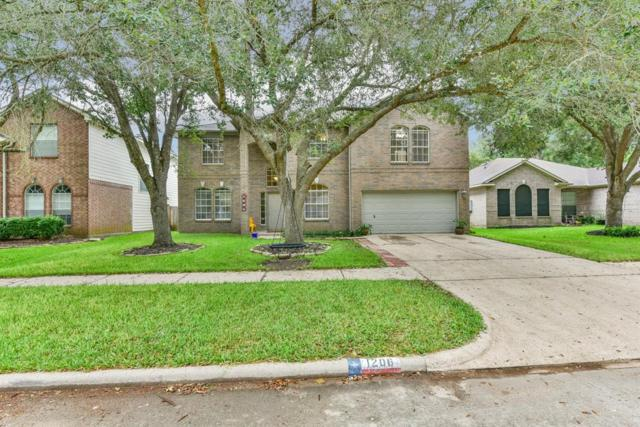 1206 Colonial Heights Drive, Richmond, TX 77406 (MLS #34826872) :: Magnolia Realty