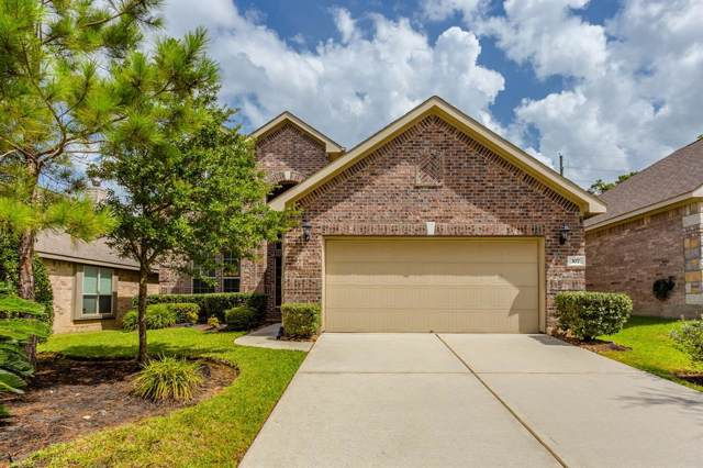 107 Hawkhurst, The Woodlands, TX 77354 (MLS #34830696) :: The Home Branch