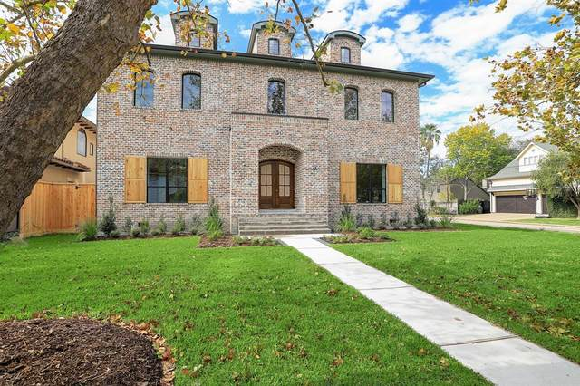 502 Chelsea Street, Bellaire, TX 77401 (MLS #34835352) :: The Home Branch