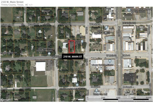 210 W Main Street, Trinity, TX 75862 (MLS #34865848) :: Caskey Realty