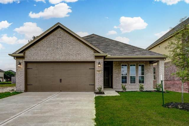947 Willowick Bay Drive, Houston, TX 77090 (MLS #34870233) :: The Queen Team
