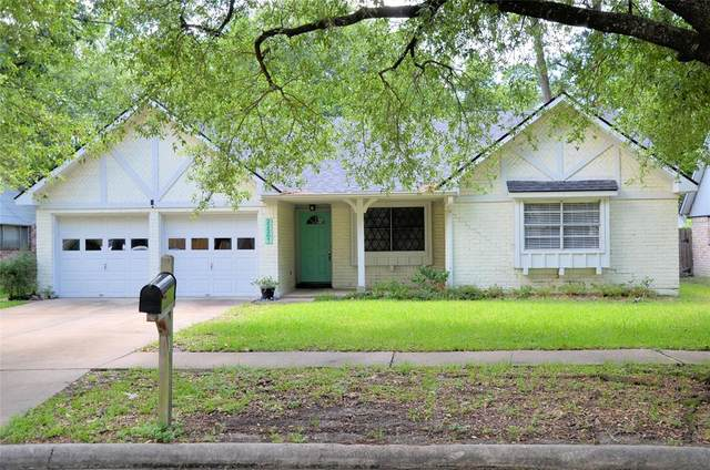22207 Walnut Valley Drive, Spring, TX 77389 (MLS #34871468) :: The Bly Team