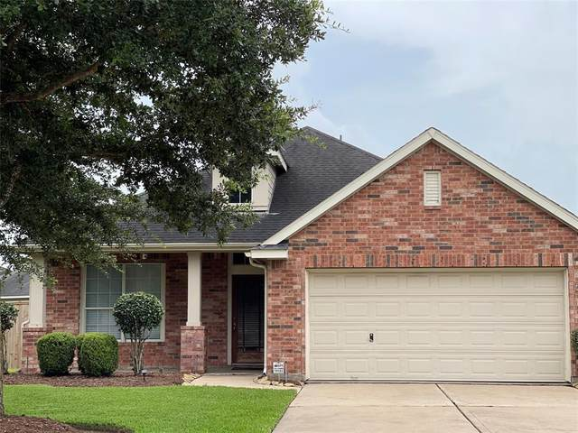 19103 Rustic Stone Court, Richmond, TX 77407 (MLS #34875612) :: My BCS Home Real Estate Group
