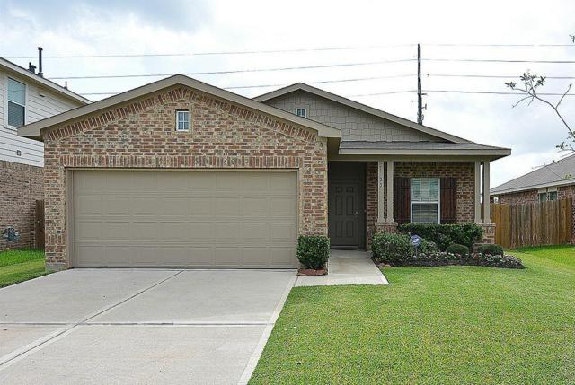 1130 Pecos Pass Drive, Richmond, TX 77406 (MLS #34877653) :: The Heyl Group at Keller Williams