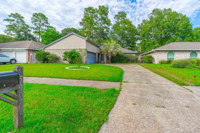 5907 Walnutgate Drive, Spring, TX 77373 (MLS #34877683) :: The SOLD by George Team
