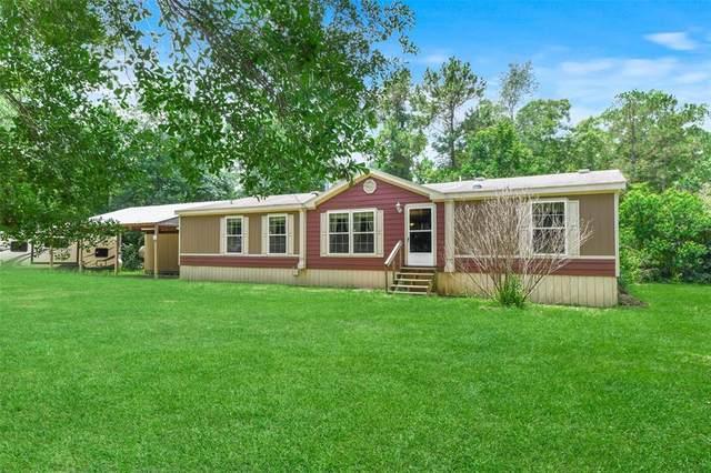 17000 Fm 1484 Road, Conroe, TX 77303 (MLS #34879415) :: Green Residential