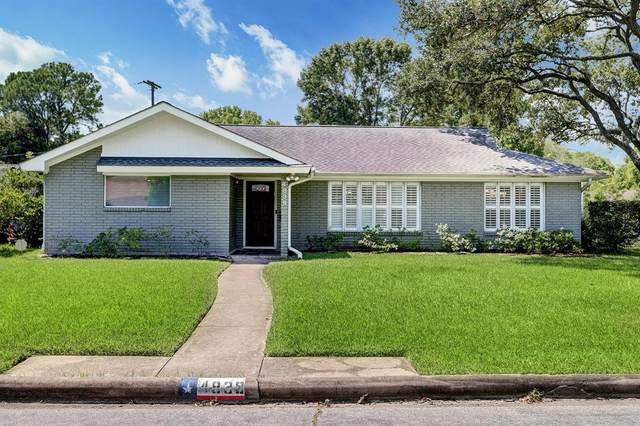 4839 Spellman Road, Houston, TX 77035 (MLS #34887955) :: The SOLD by George Team