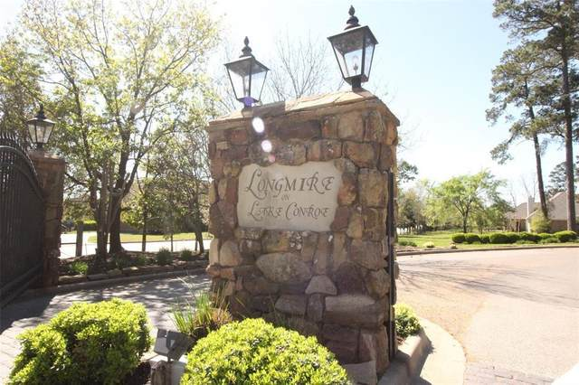 0 Longmire Cove, Conroe, TX 77304 (MLS #34892907) :: Green Residential