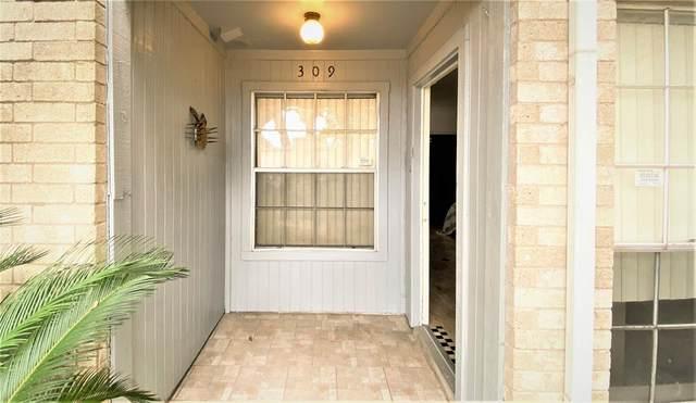 7400 Bellerive Drive #309, Houston, TX 77036 (MLS #34897157) :: Giorgi Real Estate Group