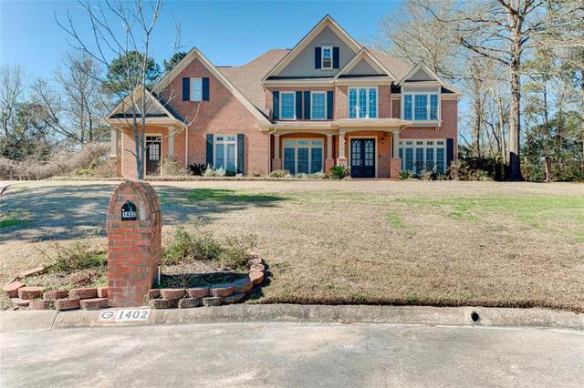 1402 Mulberry Court, Lufkin, TX 75904 (MLS #34908724) :: Caskey Realty
