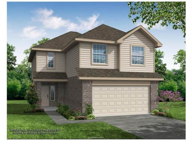 5752 Paseo Place, Bryan, TX 77807 (MLS #3491057) :: The SOLD by George Team