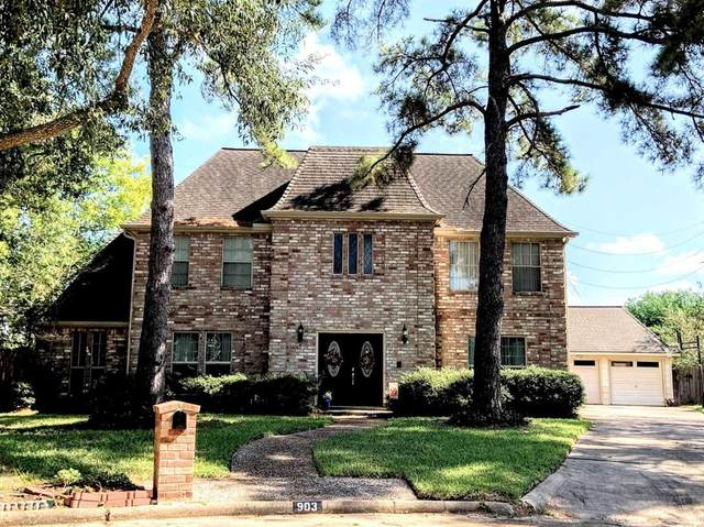 903 Montview Drive, Katy, TX 77450 (MLS #34911538) :: Homemax Properties
