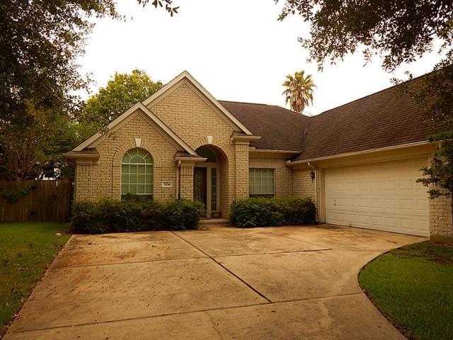 2106 Coldwater Bridge Lane, League City, TX 77573 (MLS #34913413) :: Texas Home Shop Realty