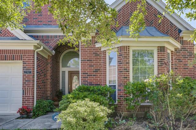 21907 Canyonwood Park Lane, Richmond, TX 77469 (MLS #34919123) :: King Realty