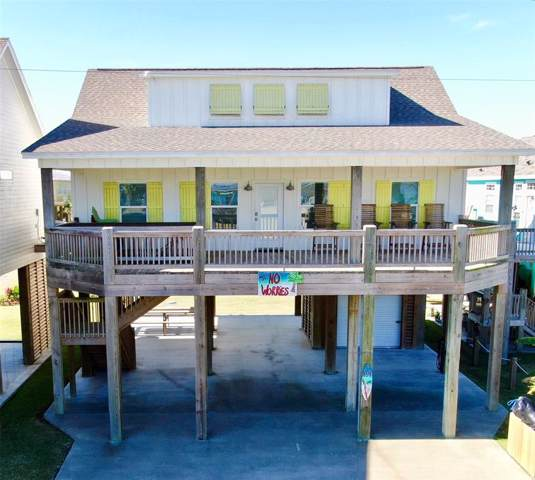 959 Driftwood Drive, Crystal Beach, TX 77650 (MLS #34920933) :: The Sold By Valdez Team