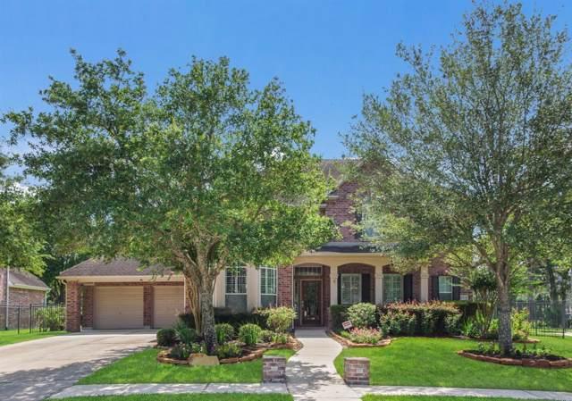 14523 Logan Falls Lane, Humble, TX 77396 (MLS #34924117) :: Ellison Real Estate Team