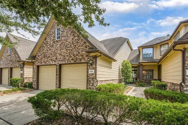 7903 Glenn Cliff Drive, Houston, TX 77064 (MLS #34925804) :: CORE Realty