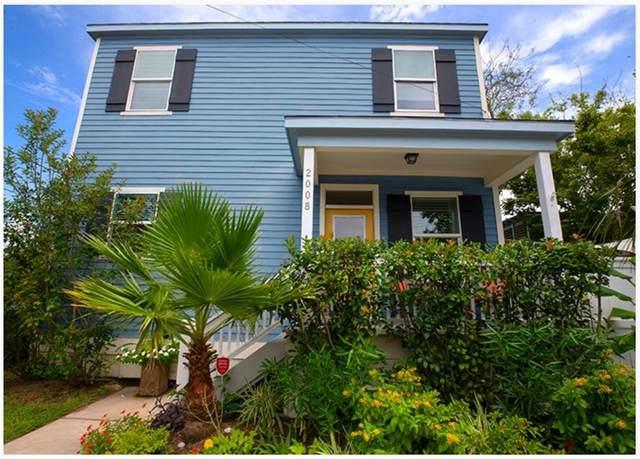 2008 36th Street, Galveston, TX 77550 (MLS #34929552) :: The Sansone Group