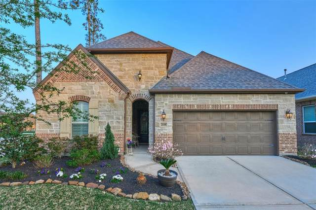 2118 Arpeggio Drive, Spring, TX 77386 (MLS #34939435) :: Ellison Real Estate Team