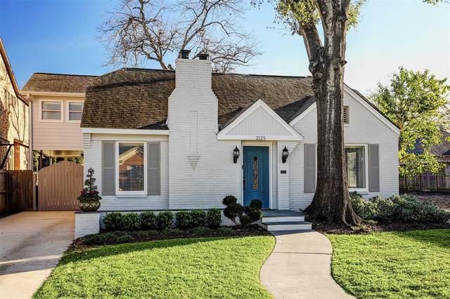 2125 Sul Ross Street, Houston, TX 77098 (MLS #34942119) :: The Freund Group