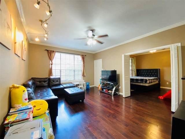 2255 Braeswood Park Drive #262, Houston, TX 77030 (MLS #34948047) :: Texas Home Shop Realty