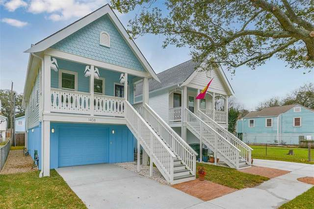 1408 26th Street, Galveston, TX 77550 (MLS #34960675) :: Bray Real Estate Group