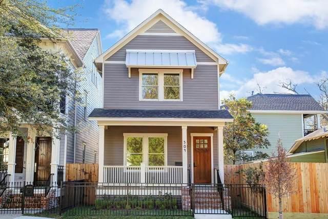 504 E 27th Street, Houston, TX 77008 (MLS #34967894) :: Giorgi Real Estate Group