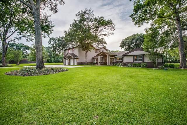 2400 Baker Road, Houston, TX 77094 (MLS #34968622) :: My BCS Home Real Estate Group