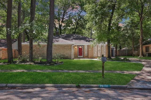 15131 Willow Branch Drive, Houston, TX 77070 (MLS #34970379) :: The Queen Team