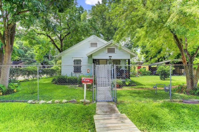 1607 Sylvester Road, Houston, TX 77009 (MLS #34973793) :: Green Residential